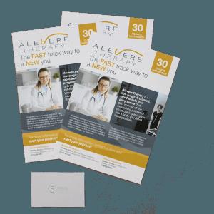 alevere therapy brochure